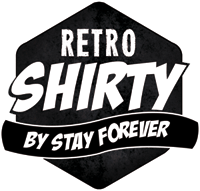 Retroshirty by Stay Forever